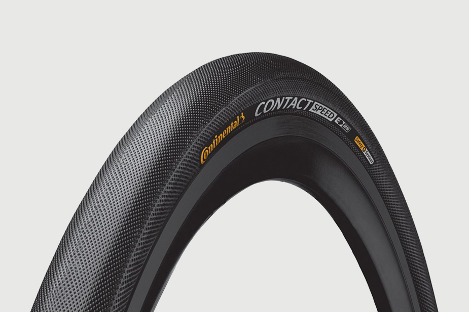 Continental - Tyre, Contact Speed 26x1.3 (32-559), Black Wire