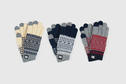 Evolg EVOLG - Touch Screen Gloves, Fleur