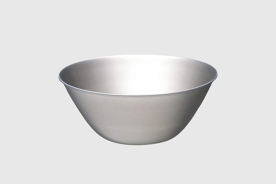 Sori Yanagi Sori Yanagi - stainless bowl, 19cm