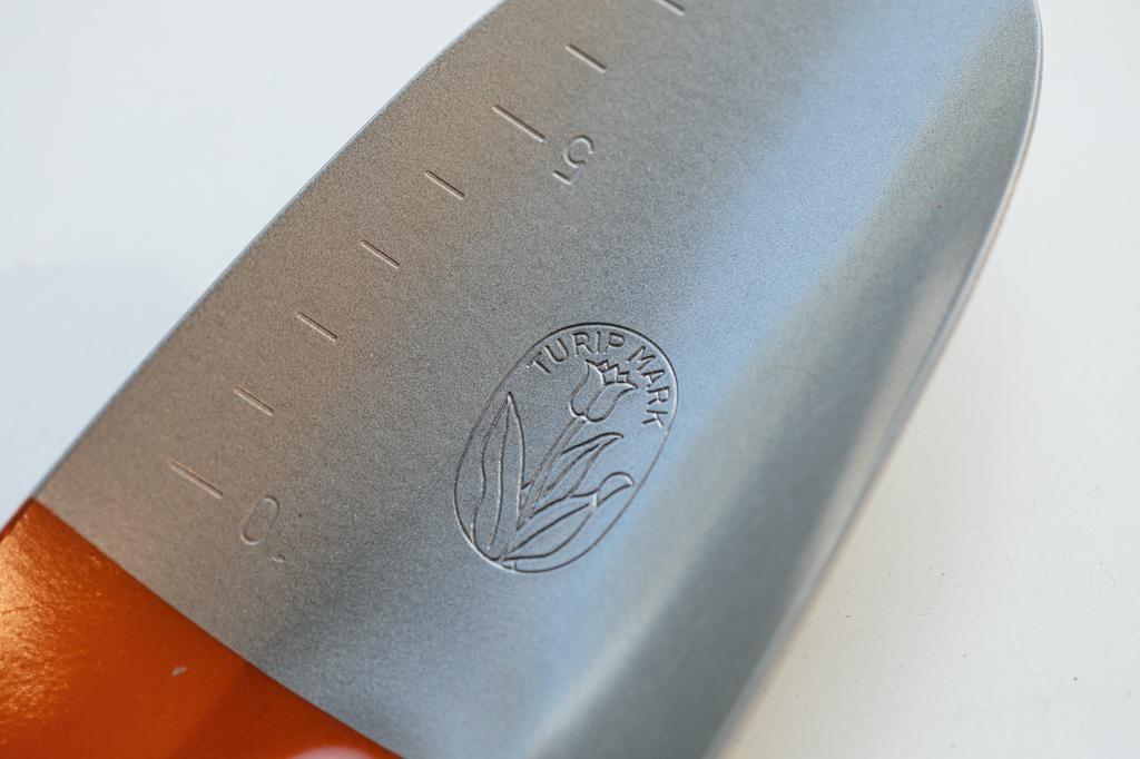 Trowel Garden trowel in steel (spade)