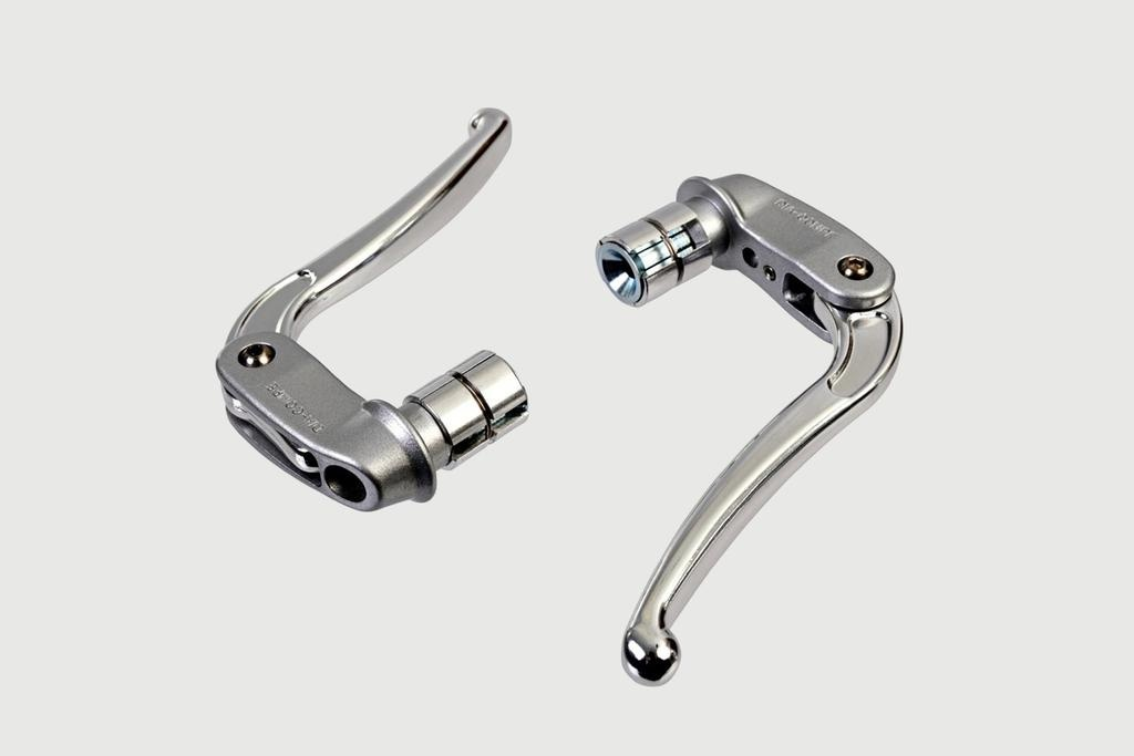 Dia Compe - Reverse pull levers, 189 Inverse brake levers, Pair
