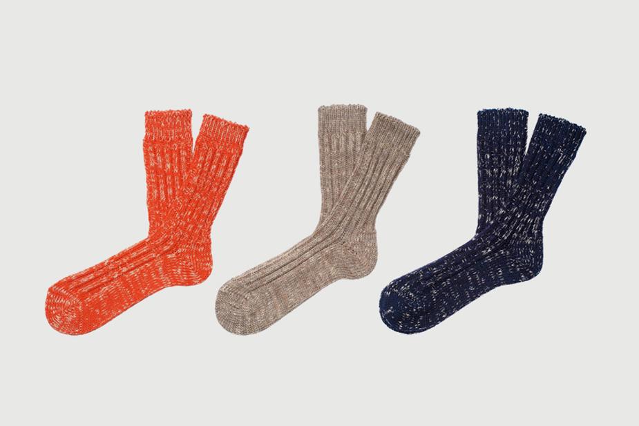 tokyobike - Men's Wool Cotton Socks