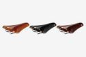 BROOKS - Leather Saddle, Team PRO Chrome