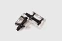 Wellgo Wellgo - Pedals, R-200, Silver / Black, (ST7, SS)