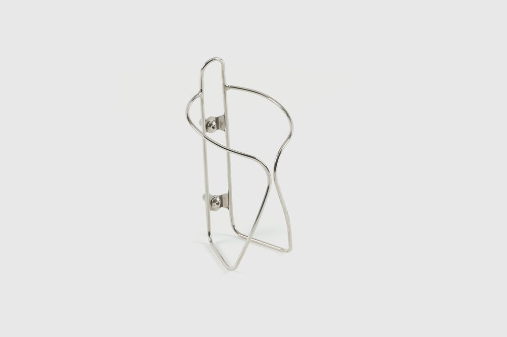 Nitto - Bottle cage R, Silver