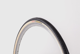 650x25c Tyre, Black / Ivory - CS(650), Sport, Single Speed