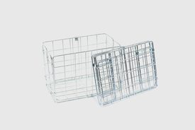 WALD - Rear Folding Basket