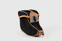 Gilles Berthoud - Saddle bag, KF system, GB786BKF, Black