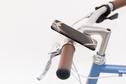Finn Finn - Smartphone mount, strap, Clear