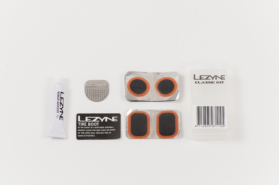 Lezyne Lezyne - Classic Patch Kit (Single), puncture repair