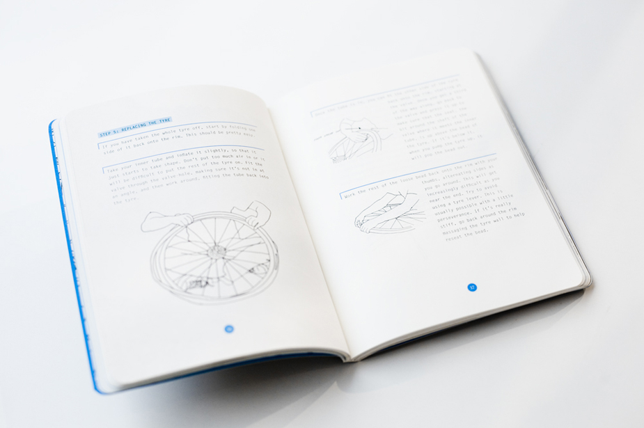 The Bike-Owner's Handbook by Peter Drinkell published by Cicada