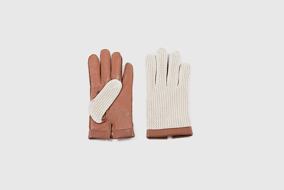 Dents Dents - Men's leather driving gloves