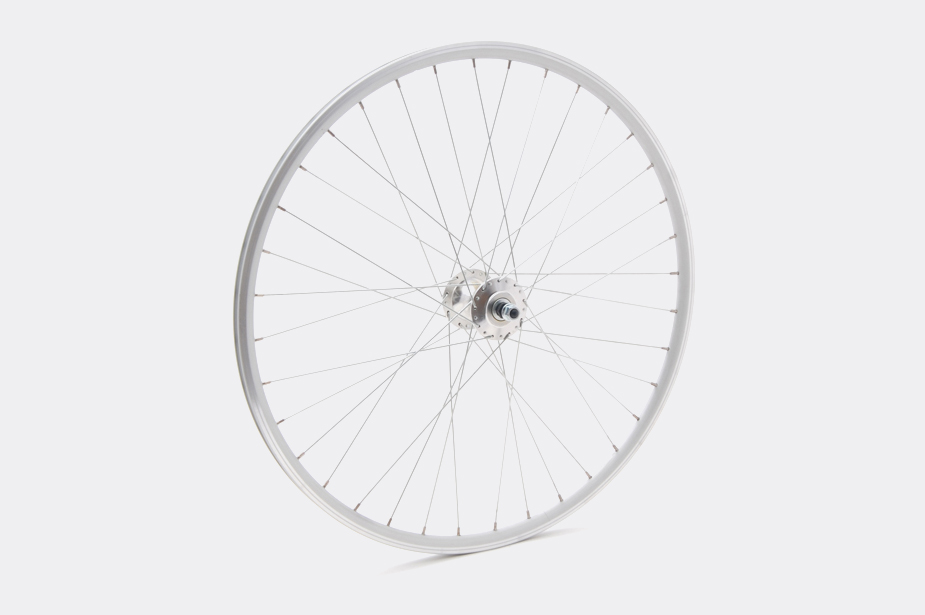 JALCO - Front Wheel, DRX-4000 650c 36H Silver / Silver (SS/NI0)