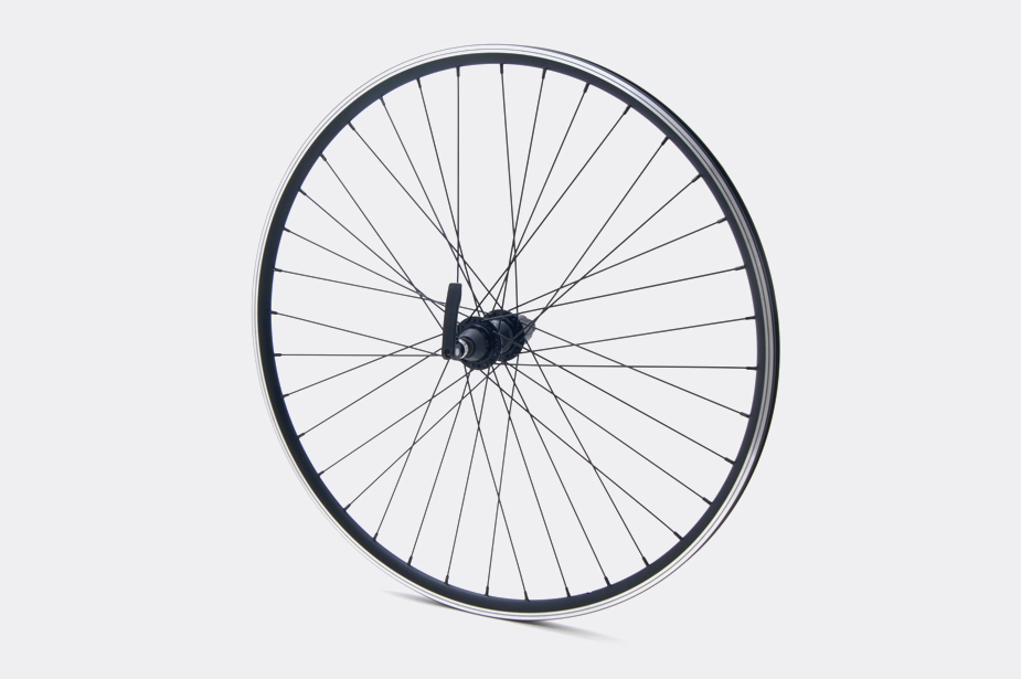 JALCO - Rear Wheel, DRX-4000 650c 36H Black / Black (Sport)