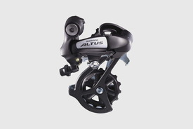 Shimano 8 speed derailleur, long - Mini Velo