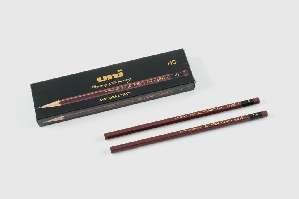 Mitsubishi Mitsubishi - Pencil, Hi-Uni (HB)