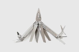 Leatherman Leatherman - Wave, Multi-Tool With Nylon Pouch