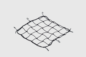 VO - Bungee Cord Cargo Net