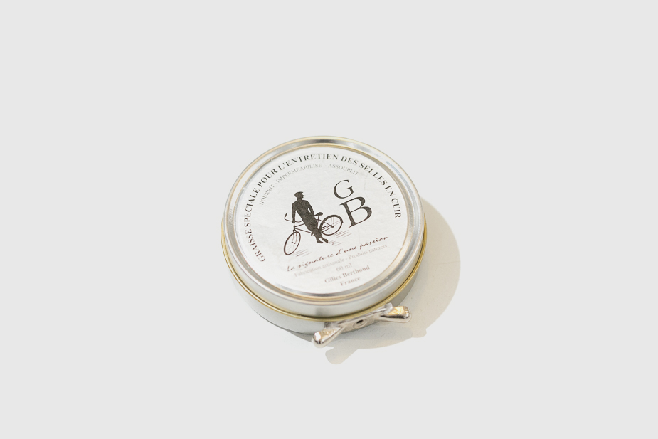 Gilles Berthoud - GB wax for leather saddle – 60ml