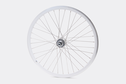 JALCO - Rear Wheel, DRX-3000 650c 36H White Deep / Silver (SS/NS0)