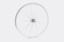 JALCO - Front Wheel, DRX-3000 650c 36H White Deep / Silver (SS/NS0)