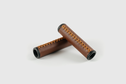 Velo - Grips VLG-105 (Closed Type), 130mm, Brown, pair, (SS)