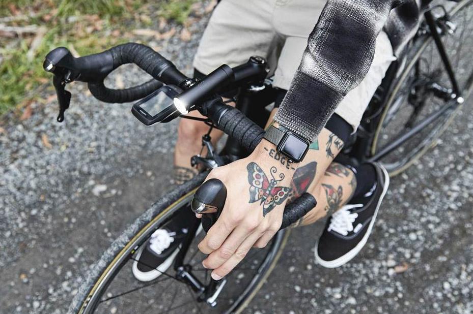 Knog Knog - PWR Rider Front Light, Black