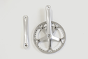 Lasco LASCO - Crank set 42T 170mm Silver/Silver/Silver (CS)
