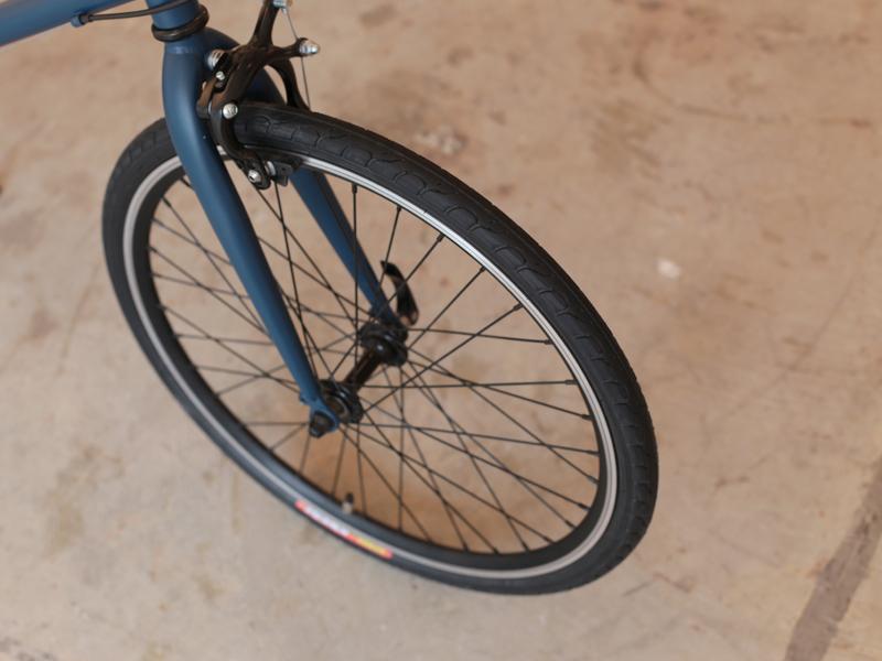KENDA - Tyre K-193 20 x 1-1/8 (28-451) Black / Black, (Mini velo)