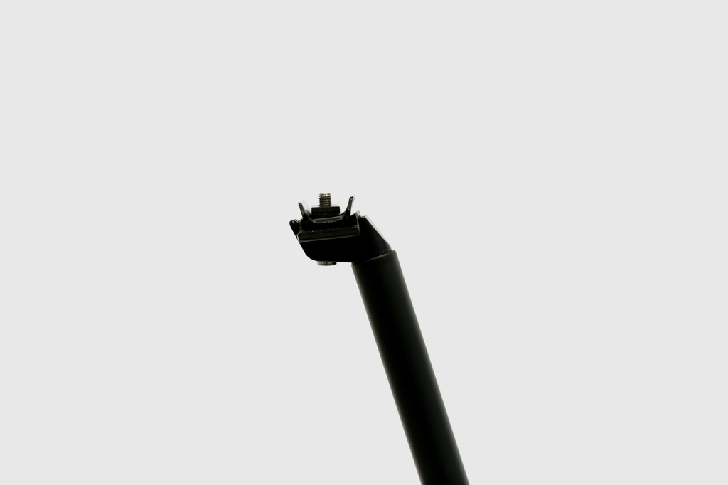 KALLOY - Seatpost, SP-242 26.6mm 350mm SB-Black (Sport 57/61cm)