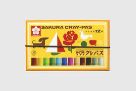 Sakura Cray Sakura Cray-Pas Crayons
