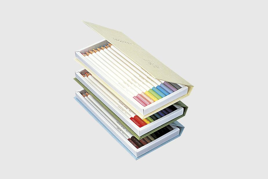Tombow Irojiten Tombow Irojiten - Colour Encyclopedia, 90 pencils, Issue 1 (vol. 1, 2, 3)