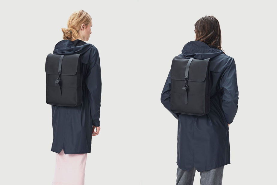 Rains Rains - Backpack Mini, Black