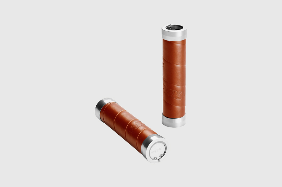 Brooks - Slender Leather grips
