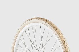 """20""""x1-1/8 Tyre, Ivory  - Mini Velo"""