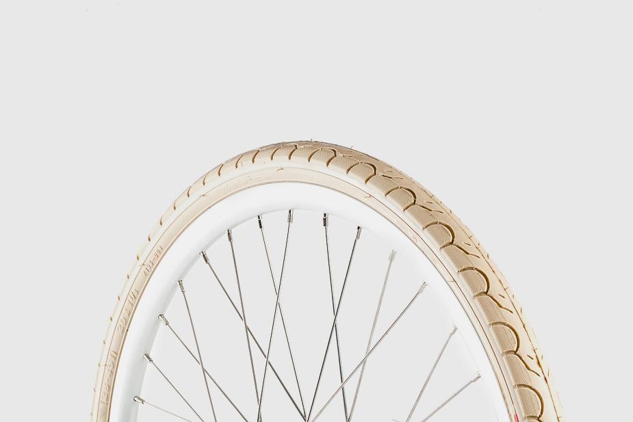 KENDA - Tyre K-193 20 x 1-1/8 (28-451) Ivory / Ivory, (Mini velo)