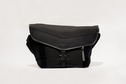 Bedouin Bedouin - Genghis, courier bag (Small), Black / Black