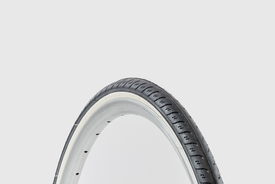 "26"" Tyre, Black / Ivory - CS(26), Bisou"