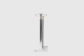 Lezyne Lezyne - Travel Floor pump, Silver