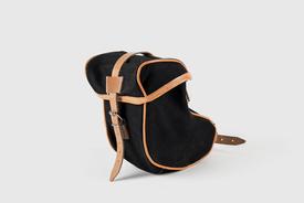 Gilles Berthoud - Saddle bag, KF system, GB786BKF, Black