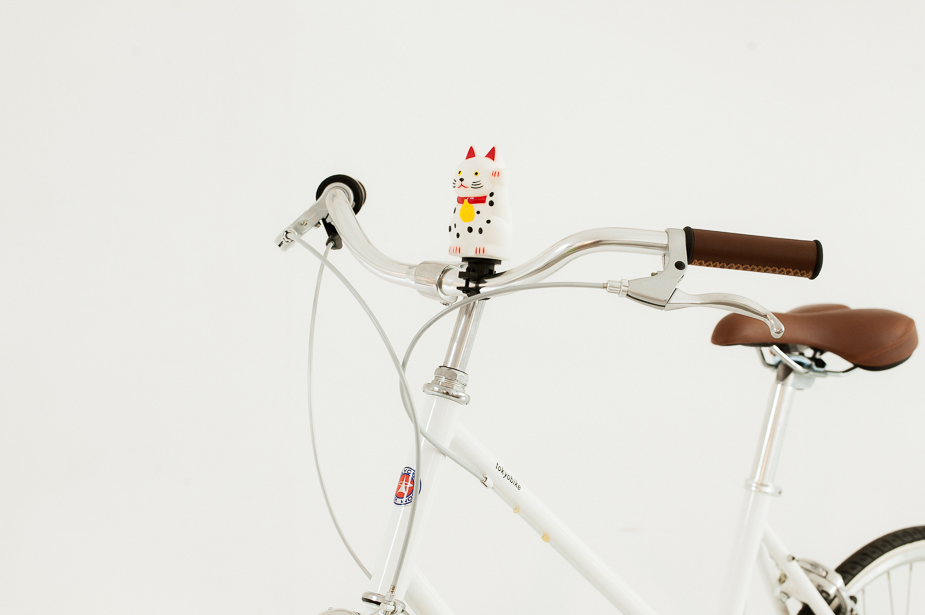 Lucky Cat Bike Bell