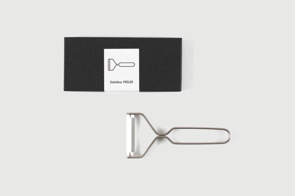 Yoshita Design - Stainless steell peeler