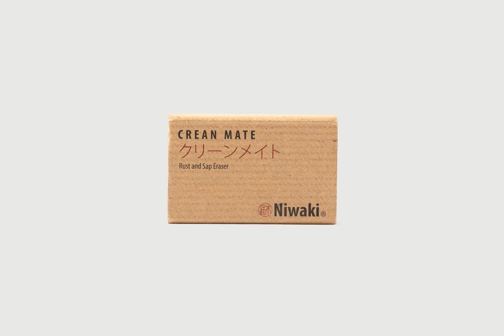 Kaneshin Kaneshin - Crean Mate, Rust Eraser 6.5 x4.0 x 1.8cm