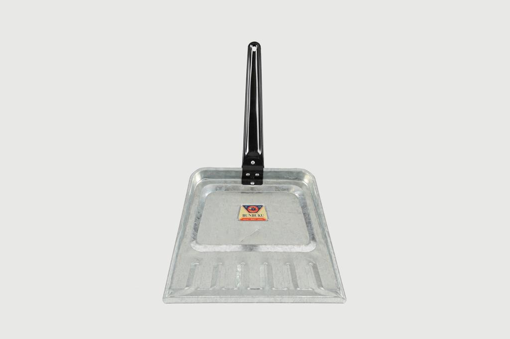 Steel Dust Pan Steel Dust Pan, Black