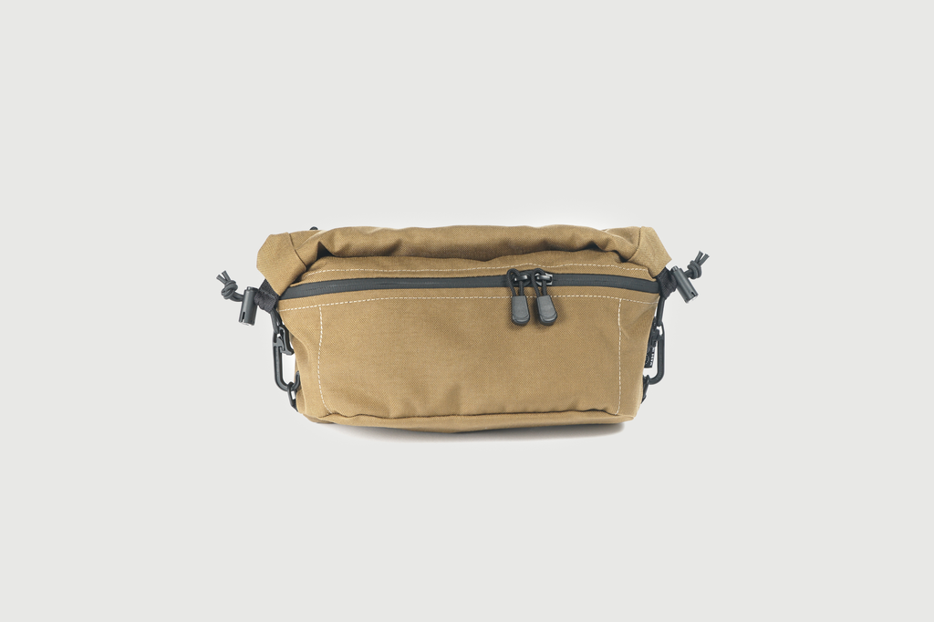 Outer Shell  - Hip Slinger bag