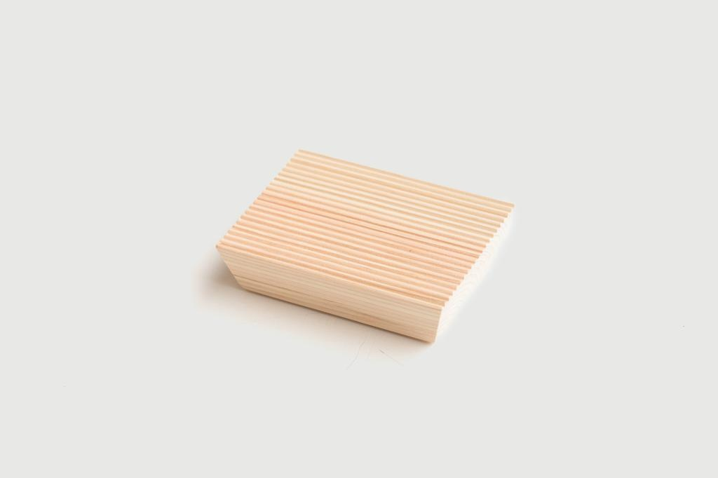 Tosaryu - Hinoki Earth Saver Soap rest