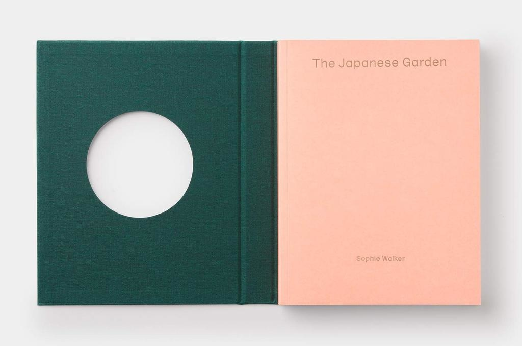 Book - The Japanese Garden by Sophie Walker