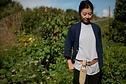 Niwaki - Japanese Hori Hori Trowel with Canvas Holster