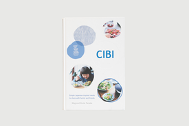 Cibi / Book Cibi Cook Book by Meg and Zenta Tanaka