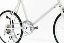 MKS - Pedals, Sylvan (Stream), Black / Silver